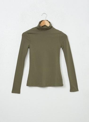 Bliss Bluz Yeşil